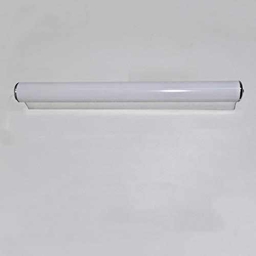 Badezimmerspiegel Beleuchtung LED-Spiegel Beleuchtung, Badezimmer Badezimmer Spiegel Aluminium Washlight einstellbare Pitch Einfache moderne Lampe (Farbe: Weißes Licht-7W/42 CM)