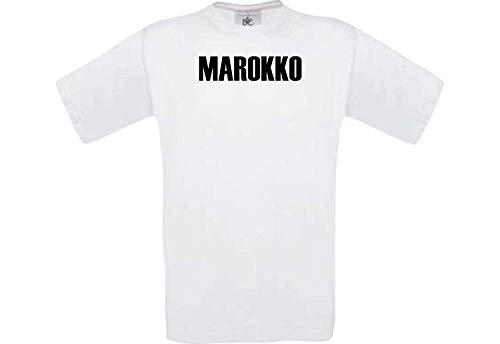 Camiseta Niño Fútbol Camiseta País Marruecos -