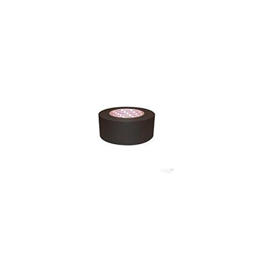Créative Régie - Klebstoff Permacel Papier noir Mat 50mm x 55m
