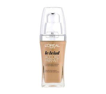 L'Oreal - Maquillage - Fond de Teint Accord Parfait Fluide R3 Beige Rosé