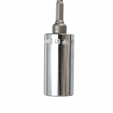 GATOR GRIP Steckschlüssel Multi Funktions Handwerkzeuge Universal Reparatur Werkzeuge 7-19mm - 5