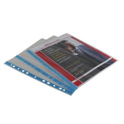 a4-punched-pockets-blue-spine-pack-of-100