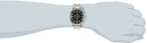 Seiko Herren-Armbanduhr Chronograph SNDC81P1
