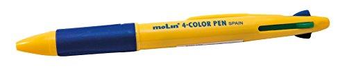 Molin BMC120-25 – Pack de 25 bolígrafos 4 colores en 1