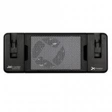 Phoenix 8880467erweiterbar Kühlung Plattform für Notebooks 17,8cm zu 39,6cm schwarz -