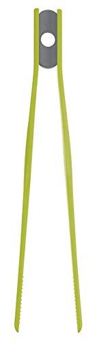 Colourworks  Silikon-Küchenzange, 26,5 cm - Grün