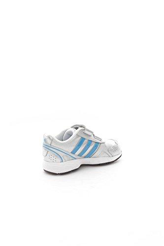 Adidas G40874 Scarpe Sportive Bambino Argento