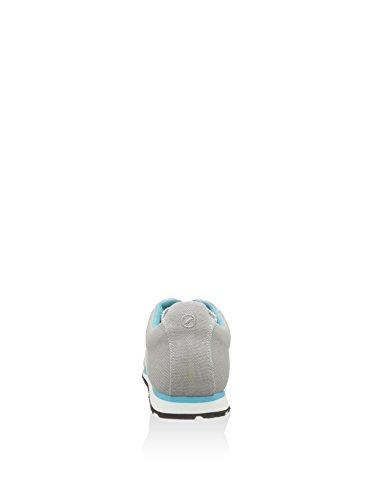 Scarpa Margarita Canvas Turquoise
