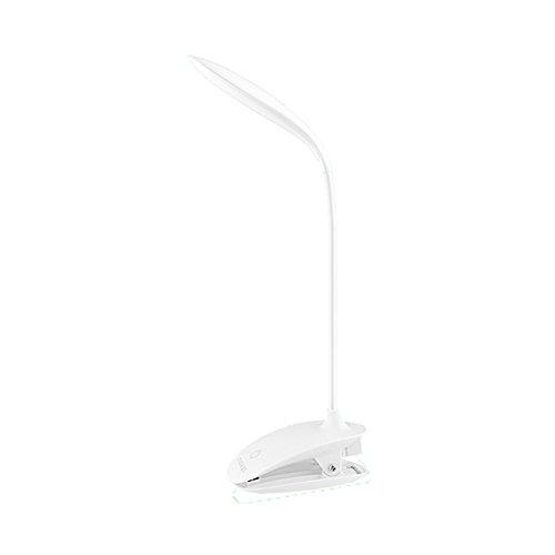 Leuchtmittel QY Schreibtischlampen - LED-Schreibtischlampe, große Kiefer Kraft Biss, USB wiederaufladbare, Mini, Nachttisch, Schreibtisch Leselampe Nachttischlampen -