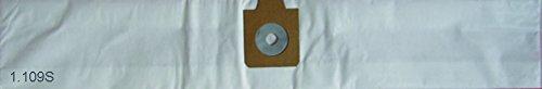 Preisvergleich Produktbild 10 Staubbeutel , Staubsack , Filterbeutel für Nilfisk GD 930, GD 930 S, GD 930 S2 Panther, GD 936 , Synthese Vlies