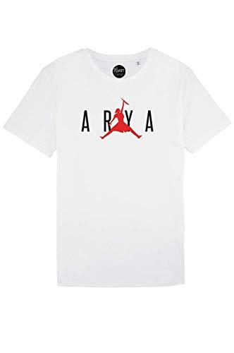 Air Arya - T-Shirt Unisexe Game of Thrones - Arya Stark -...