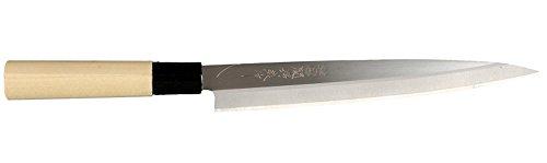 Seki ryu - coltello per sushi/sahimi giapponese, acciaio inox, argento, 1  x  1  x  1 cm