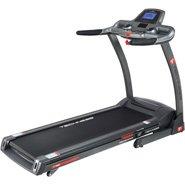 Techness Cinta de correr plegable e inclinable T1100 MP3 + Cinturón cardíaco de regalo