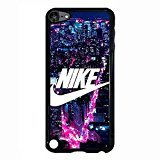 Night Urban Design Nike Phone hülle Handyhülle Cover for Ipod Touch 5th Generation Just Do It Luxury Design,Telefonkasten SchutzHülle