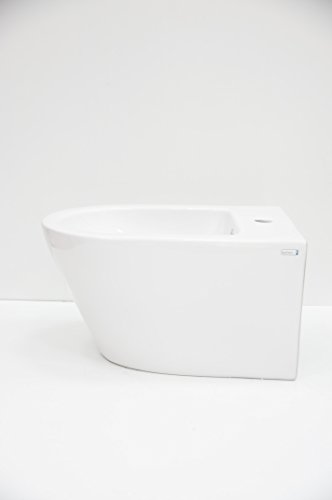Nativo Wand Bidet weiß, Alba Plus