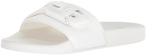Dr. Scholl's Shoes Damen OG Poolslide, weiß, 36 EU -