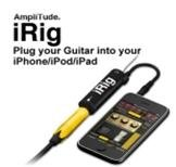AmpliTude iRig - Electric Guitar / Bass Rig for your iPhone, iPad, iPod