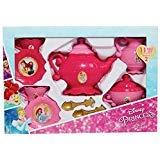 Disney 98061 Coffret à thé 11 pièces Motif Princesse Multicolore