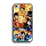 Amazing personalizada carcasa One Piece funda para iPHONE 6PLUS/6S Plus de 5,5pulgadas Skin diseño de Anime de One Piece