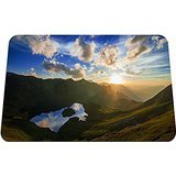 Amazing Mirror Sunset By Jonathan Besler - Gaming Mouse Pad - Mouse Pad - 10.24x8.27 inches