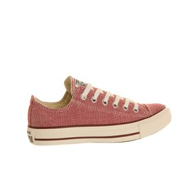 Converse Allstar AS OX CAN, Casual Unisex - Erwachsene Rot
