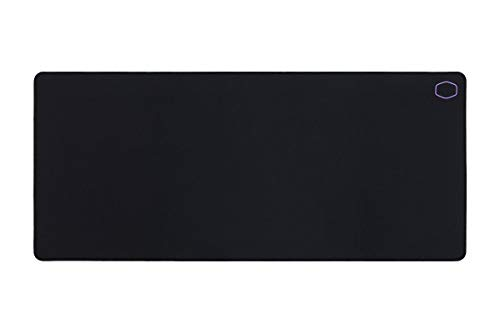 Gaming Mouse Pad, Extra Large - XL, Black ()