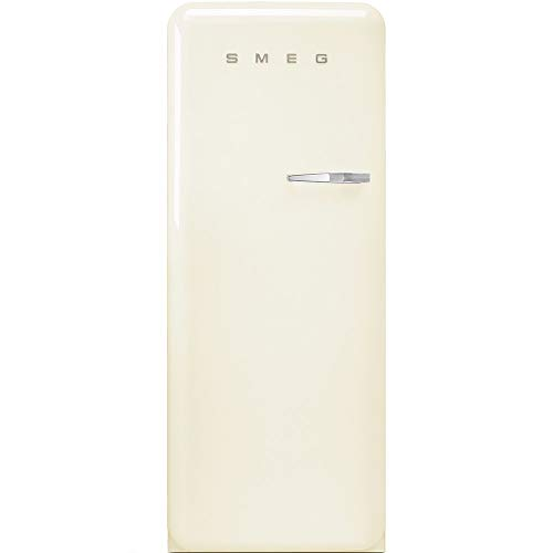 Smeg - eintüriger Kühlschrank FAB28LCR3 60cm cremefarben (Öffnung links)