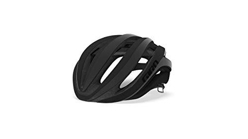 Giro Aether MIPS Rennrad Fahrrad Helm schwarz/Flash 2019: Größe: L (59-63cm)