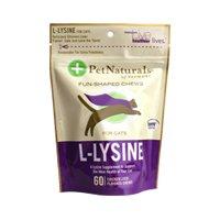 Pet Naturals of Vermont L-Lysine Chews for Cats
