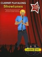 You Take Centre Stage Clarinet Playalong Showtunes (Book/CD)