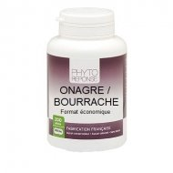 Huile Onagre et Bourrache 200 capsules Phytoreponse
