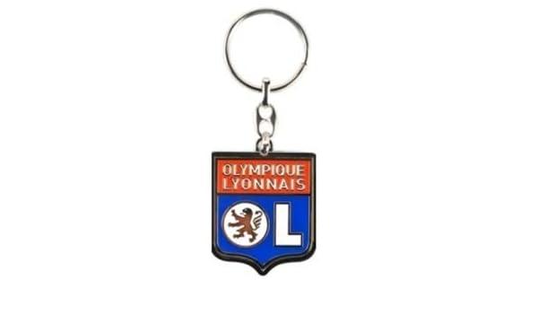 91151d42a0ac3 Olympique Lyonnais Porte-clés métal: Amazon.fr: Sports et Loisirs