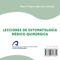 Lecciones de estomatología medico-quirúrgica (Monografía) por Mario (coord.) Vicente Barrero