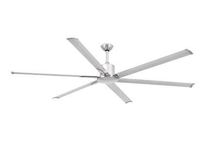 Faro Barcelona Andros 33465 - Fan Without Light, Blades and Aluminium Body and The End of ABS