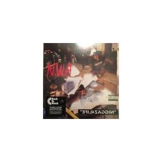 N.W.A. - Efil4zaggin - Ruthless Records