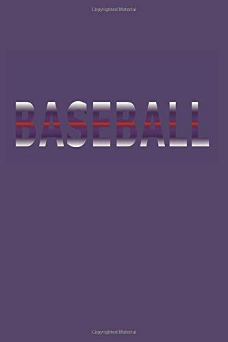 BASEBALL: Baseball, Hot Dogs, and Apple Pie, America's Game! -