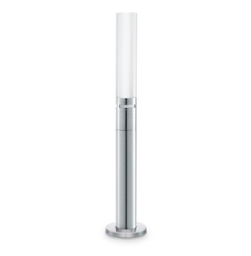Steinel potelet à luminaire GL 60 LED - borne d'éclairage pour chemins à détecteur de mouvement infrarouge 360°