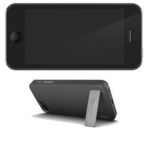 Microshield Stnd iPhone 5 Grau Memorex Xtrememac Microshield