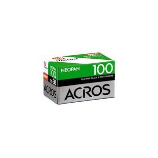 Fuji Neopan Acros 100-36 Schwarz-/Weiß Negativ-Filme