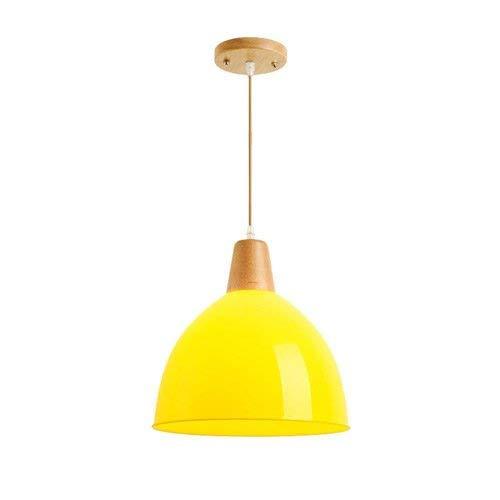 Zeitgenössische hölzerne runde hängende Lampe-Leuchter-kreativer Pvc-Lampenschirm-Deckenpendelleuchte-Höhen-justierbare Innendekorationen der Decken-E27 für Supermarkt-Hotel