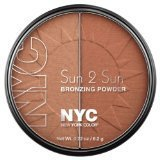 Best NYC Correctores - NYC Sun 2 Sun Bronzing Powder - 719A Review