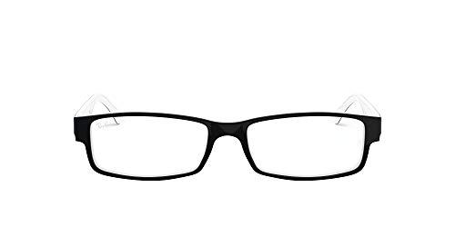 Ray-Ban  RX5114 2097 52-16 Rayban RX5114 2097 52-16 Rechteckig  Brillengestelle 52, Schwarz