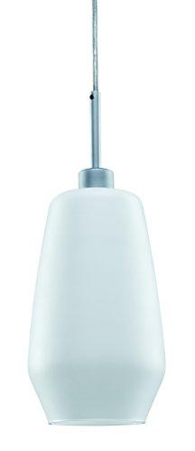 Paulmann URail LED Pendulum Remo 3W Chrom matt mit satiniertem Glas