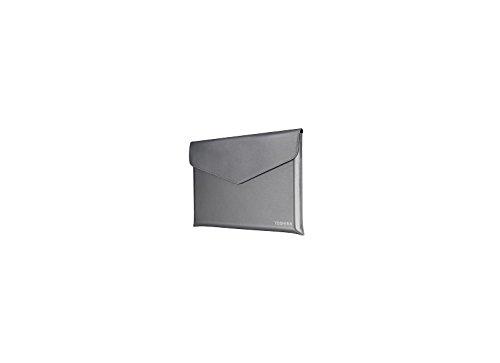 Toshiba Ultrabook Sleeve bis 35,6 cm (14 Zoll)stahlgrau/metallic