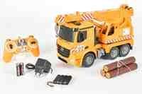 RC Auto kaufen LKW Bild: Carson 500907285 1:20 Kranwagen 2.4G 100% RTR*