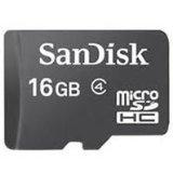 MicroSDHC 16GB Sandisk Bulk