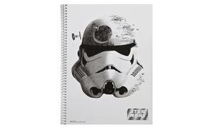 Undercover College block 'Star Wars Storm Trooper', DIN A4