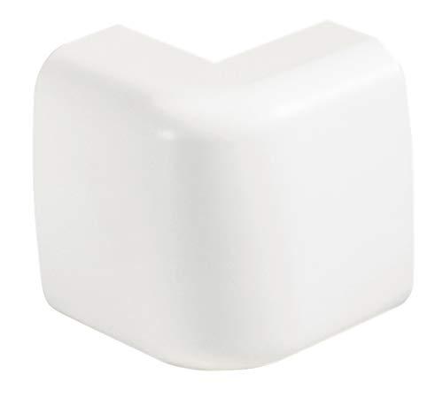 angle extérieur - 32 x 12.5 - blanc - tm optima - iboco 08831