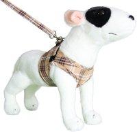 Komfortables Hundegeschirr Scottish Beige XXS-M, Größe:S