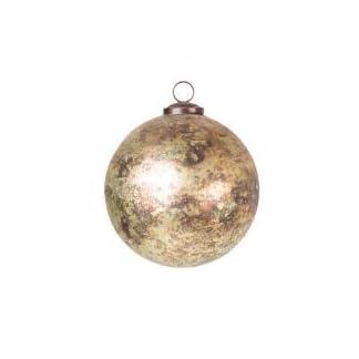 ecosoul-Kugel-Weihnachtsbaum-Christbaum-Weihnachtskugel-antik-Gold-gefrbtes-Glas-Gold